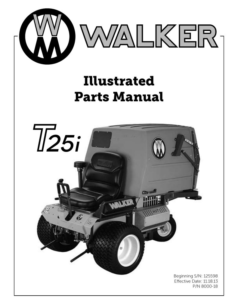 Released - Walker Mowers | manualzz.com on
