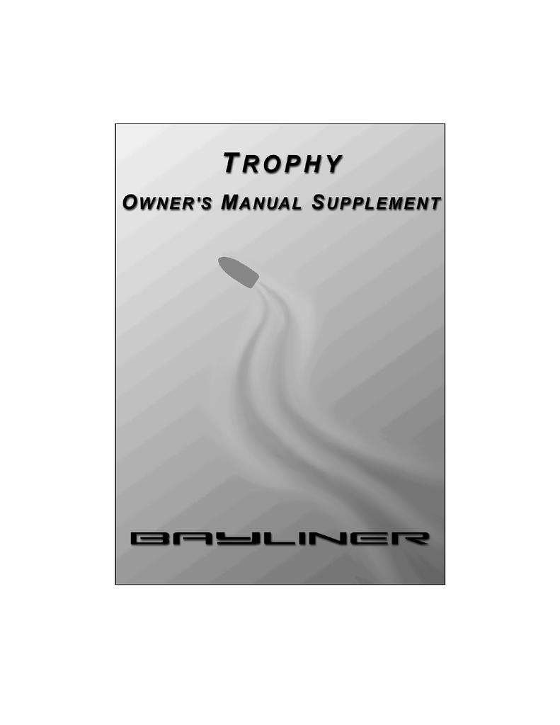 bayliner 1802fj owner s manual manualzz com rh manualzz com 2001 bayliner trophy owners manual 1999 bayliner trophy owners manual