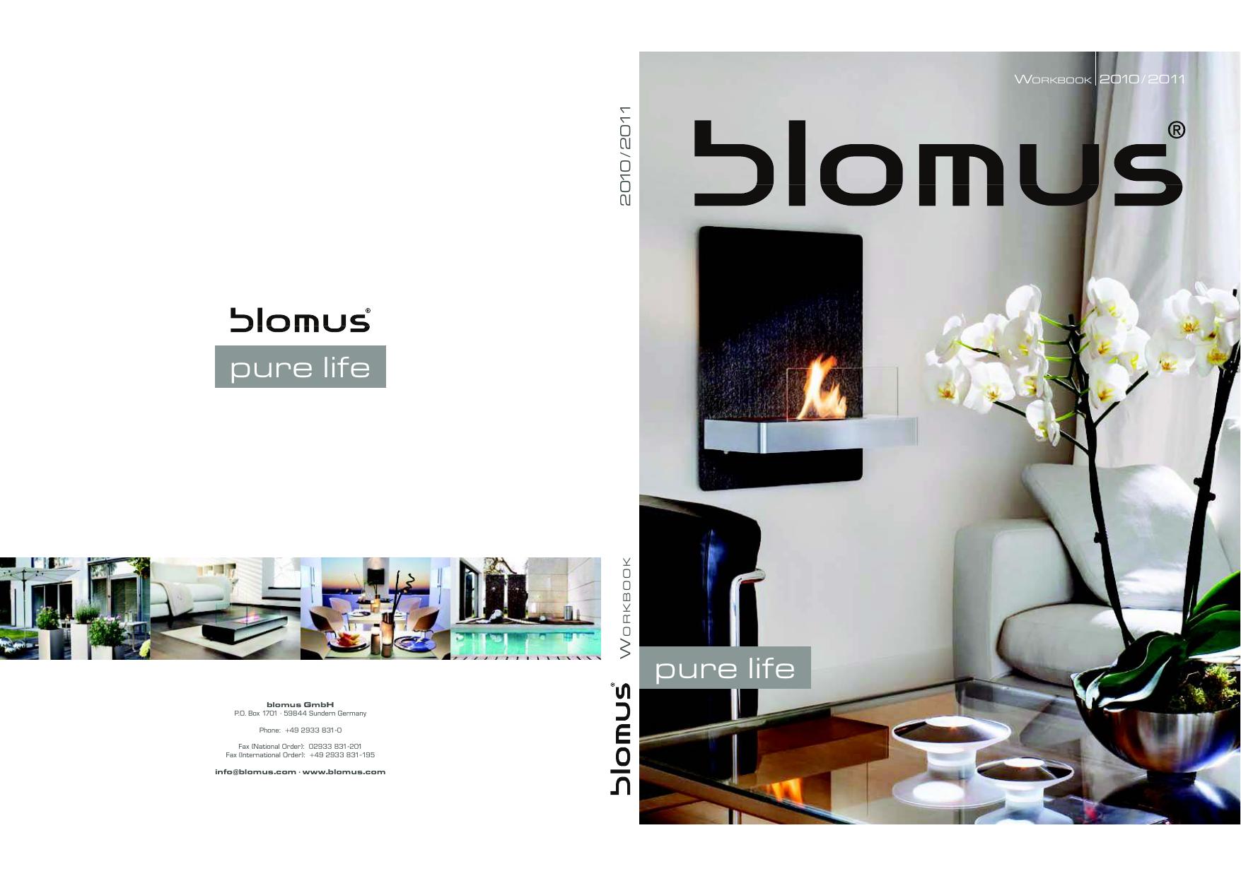 Set de 6 dessous de verre Blomus LARETO 63476