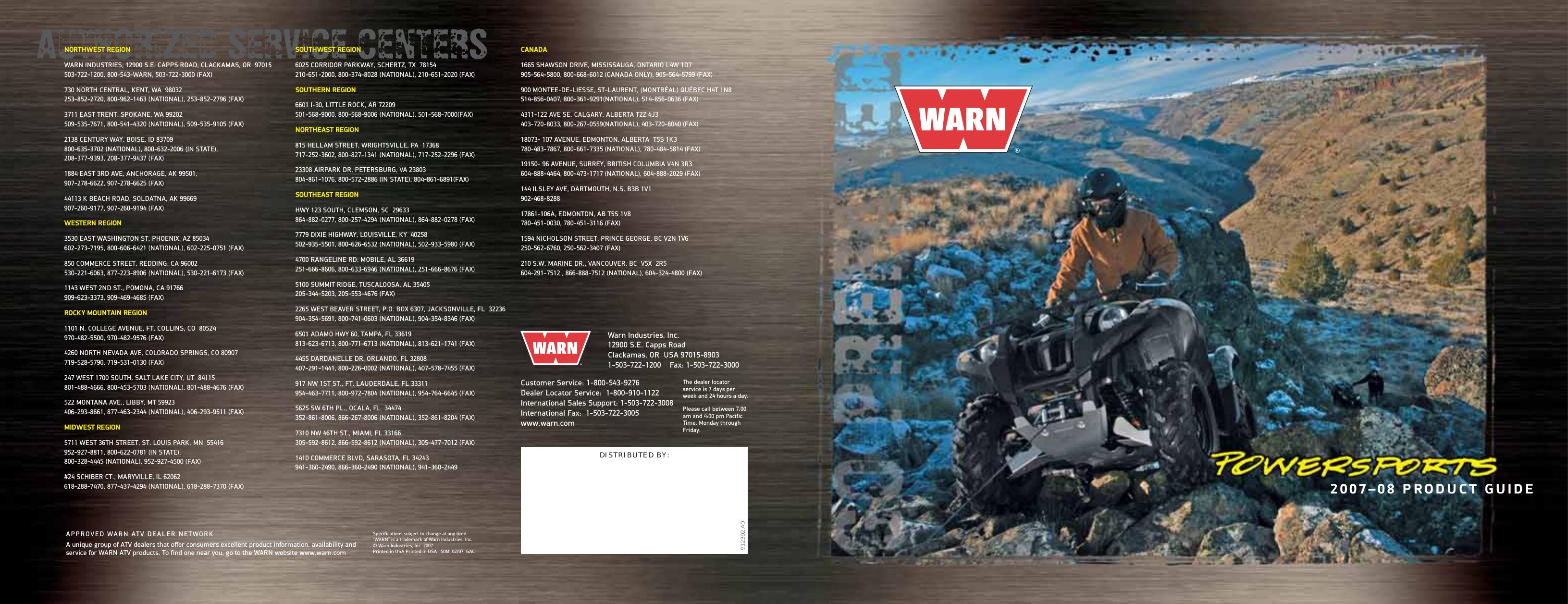 WARN 64851 Mini Rocker Switch RT25 RT30 XT25 XT30 3.0ci 2.5ci ATV Quad Winch