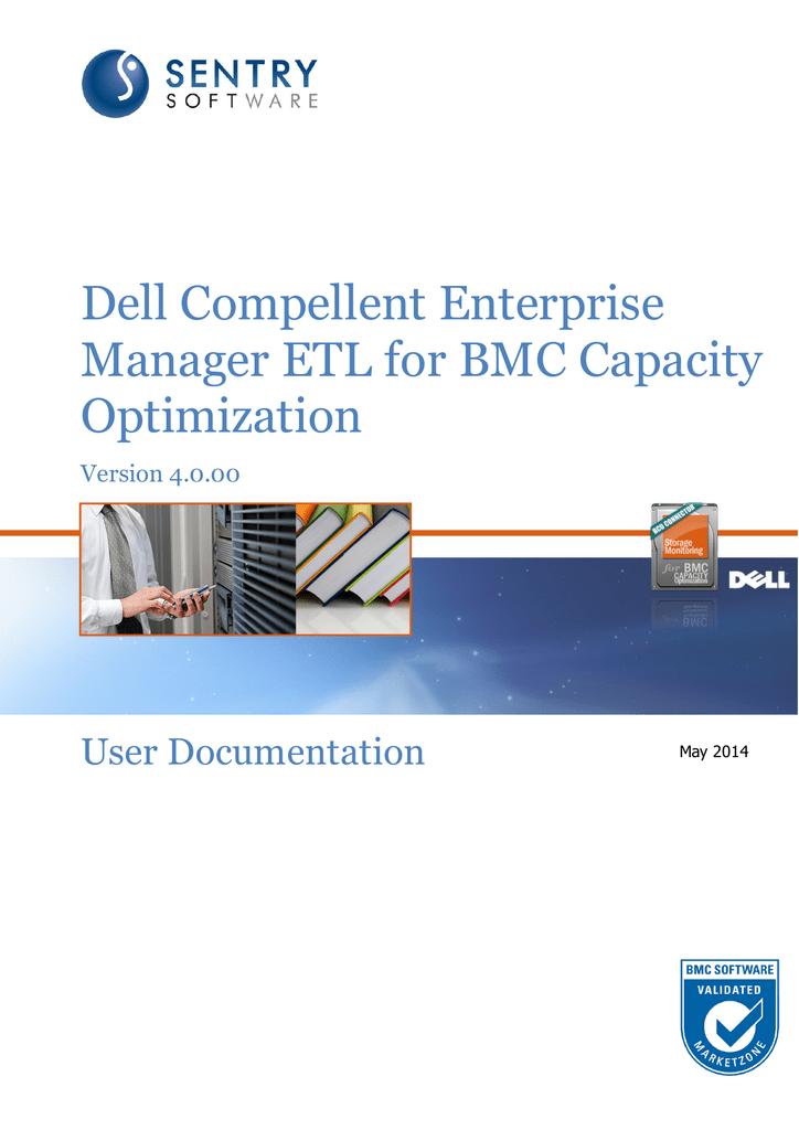 Dell Compellent Enterprise Manager ETL for BCO | manualzz com