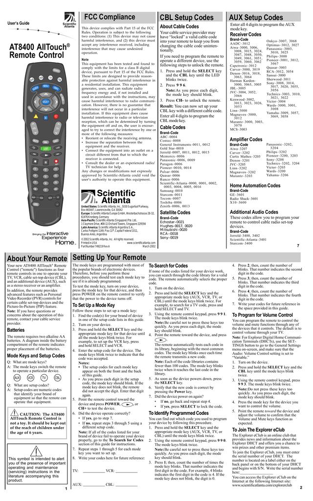 Radio Shack CD-8400 User`s guide   manualzz com