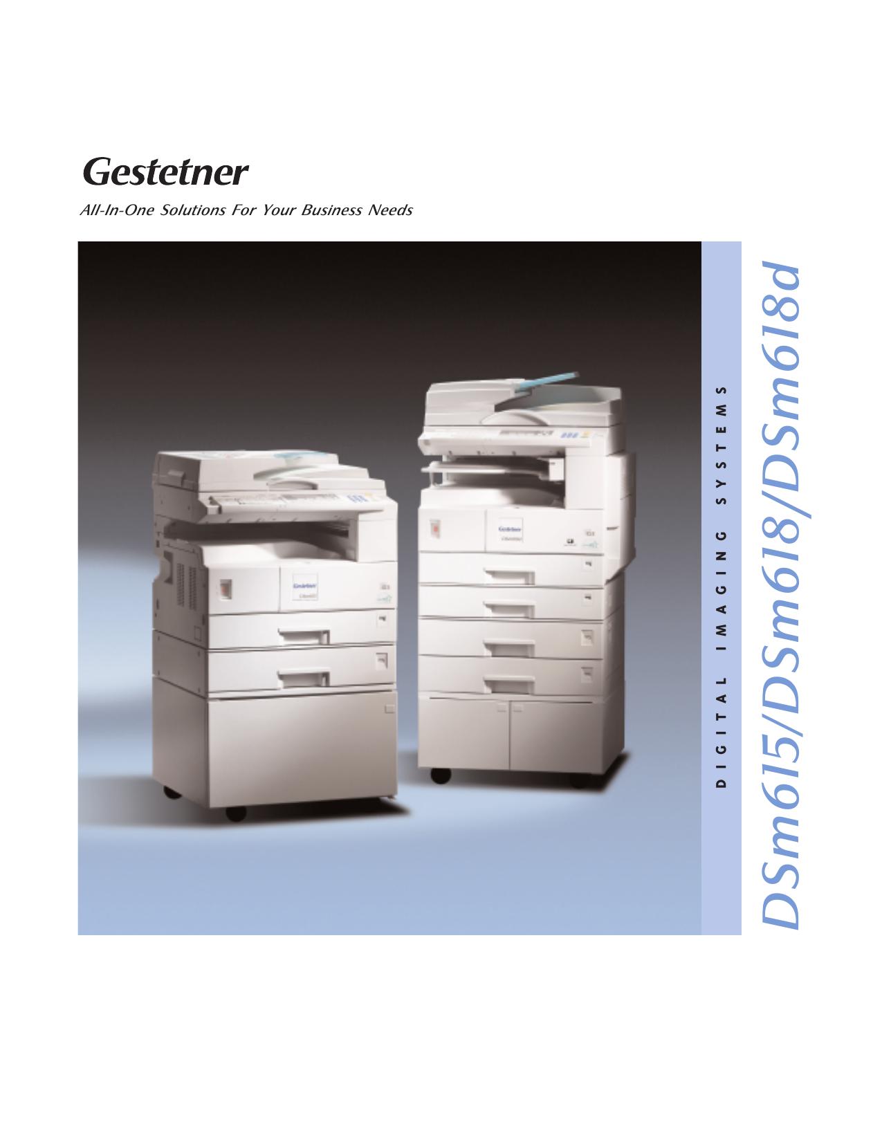 GESTETNER DSM618D WINDOWS 8 X64 TREIBER