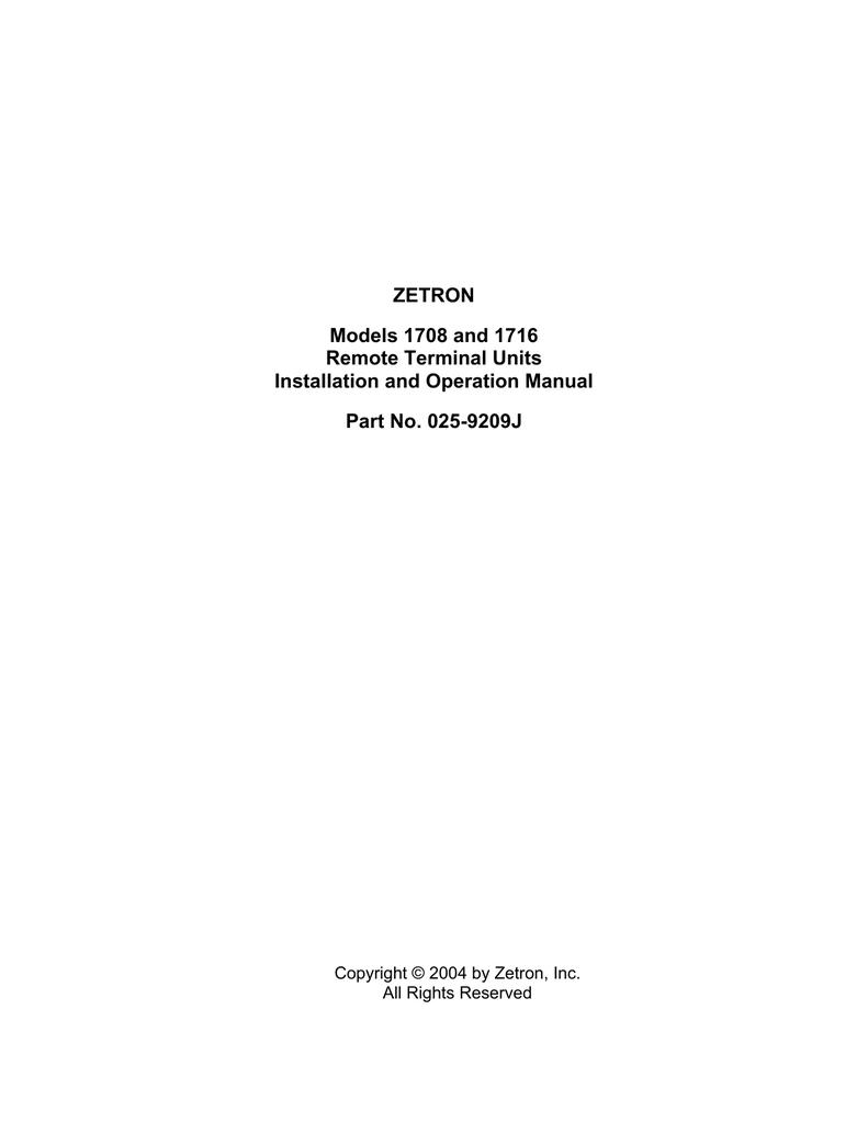 zetron 025 9581m instruction manual manualzz com rh manualzz com