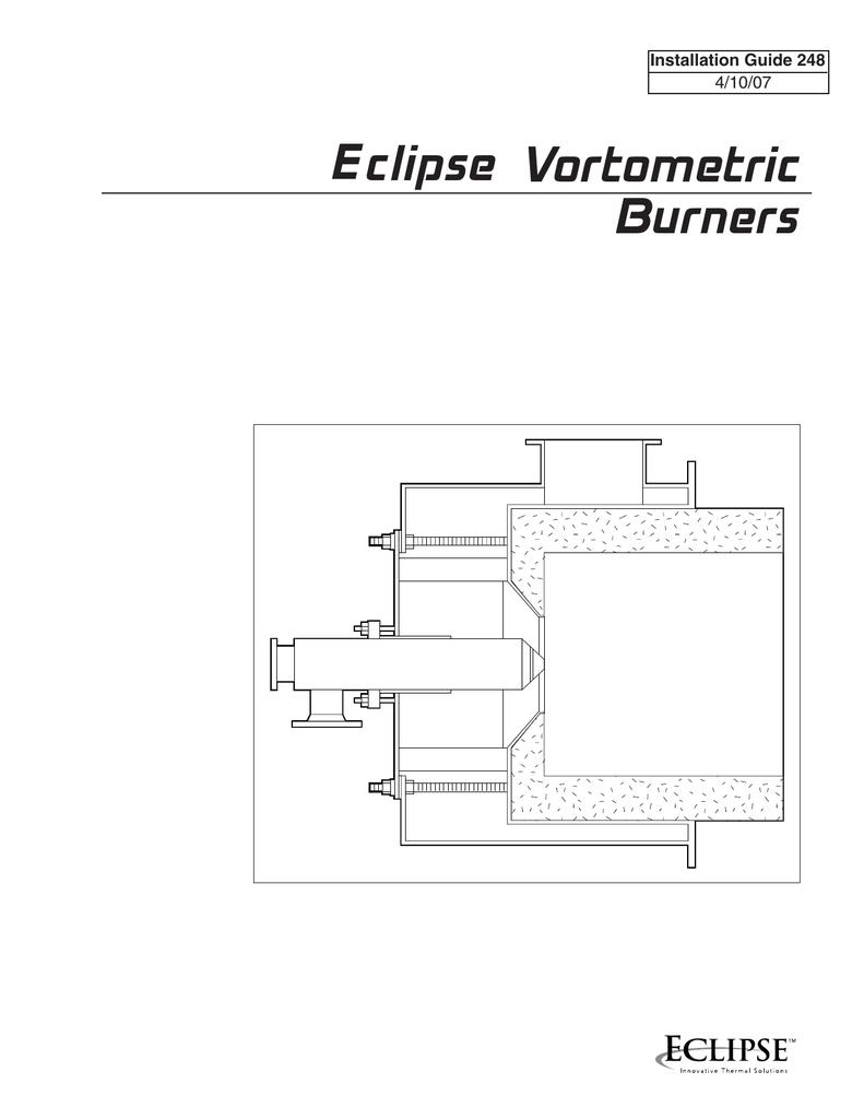 Eclipse Vortometric v2 00 Installation guide | manualzz com