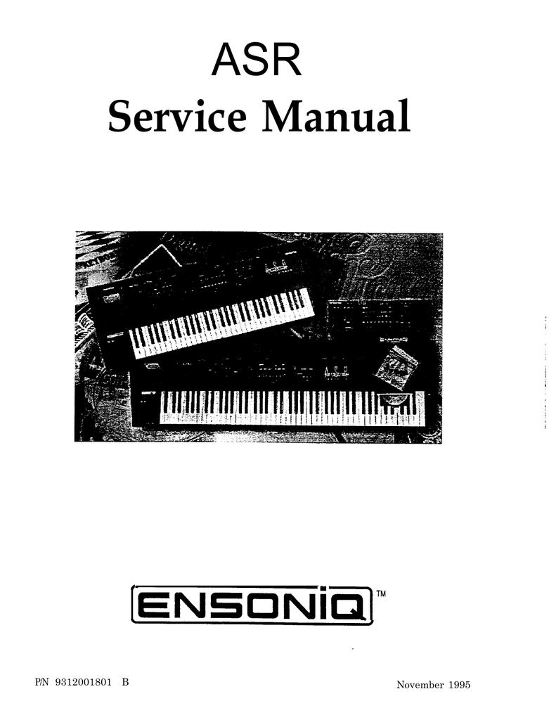 ensoniq asr 10 service manual manualzz com rh manualzz com