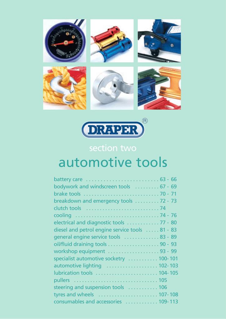 71462 Garage Workshop Expert Windscreen Wiper Removal Tool Draper Tools