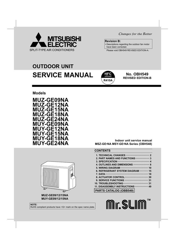 Mitsubishi Mr Slim Msy