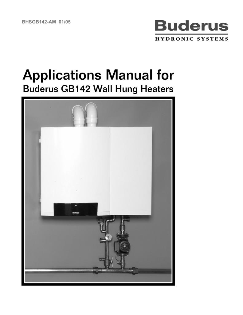 Surprising Buderus Gb142 Service Manual Manualzz Com Wiring Cloud Brecesaoduqqnet