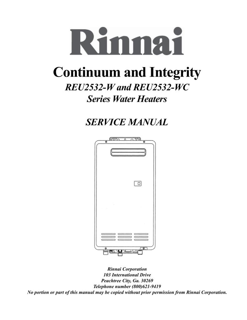 Rinnai Schematic Older Explained Wiring Diagrams Schematics B20 Service Manual Manualzz Com