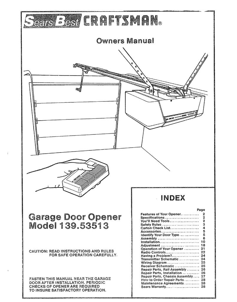 Craftsman 13953513 Specifications Welder Wiring Diagram