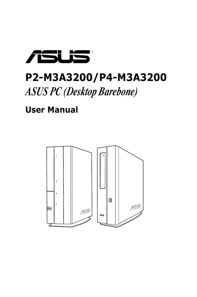 Asus V4-M3A3200 Barebone Cool&Quiet Windows 8 X64