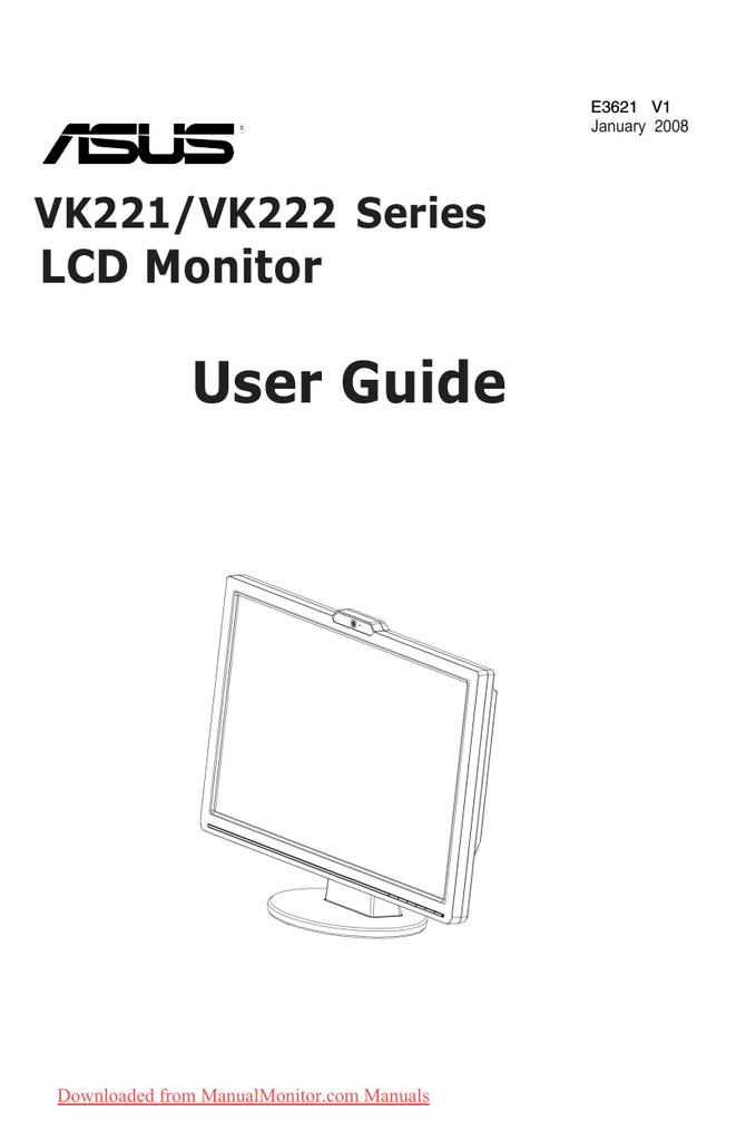 Asus VK222U User guide   manualzz com
