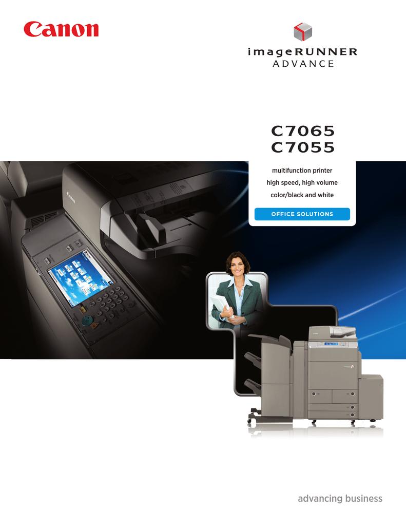 CANON IR C5185-H1 PCL6 TREIBER WINDOWS 7