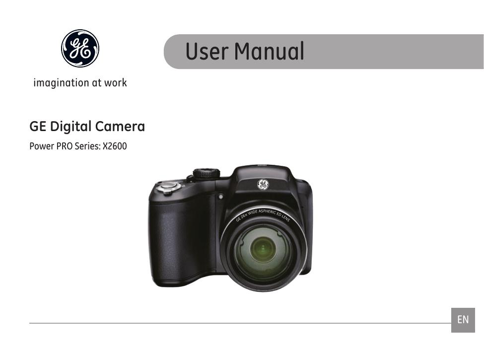 ge x2600 digital camera user manual manualzz com rh manualzz com ge a1250 digital camera manual ge x600 digital camera manual