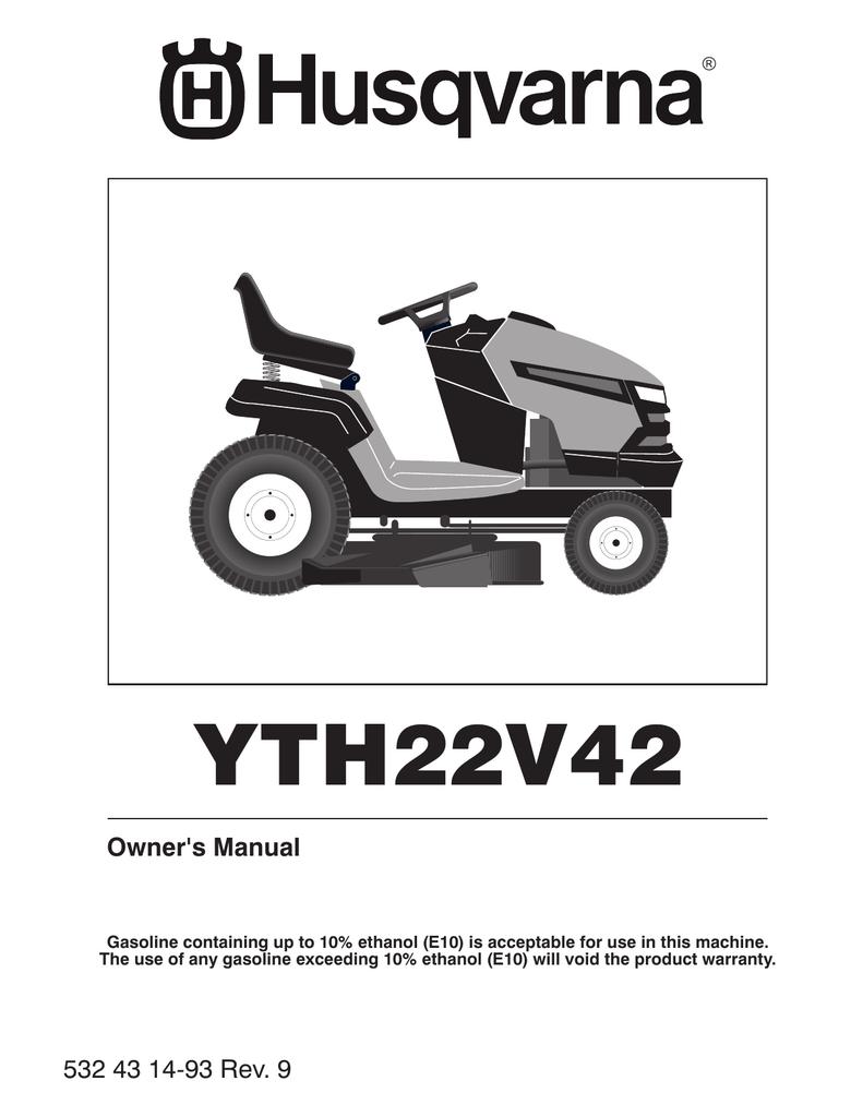 Husqvarna 960430173 Lawn Mower User Manual   manualzz com
