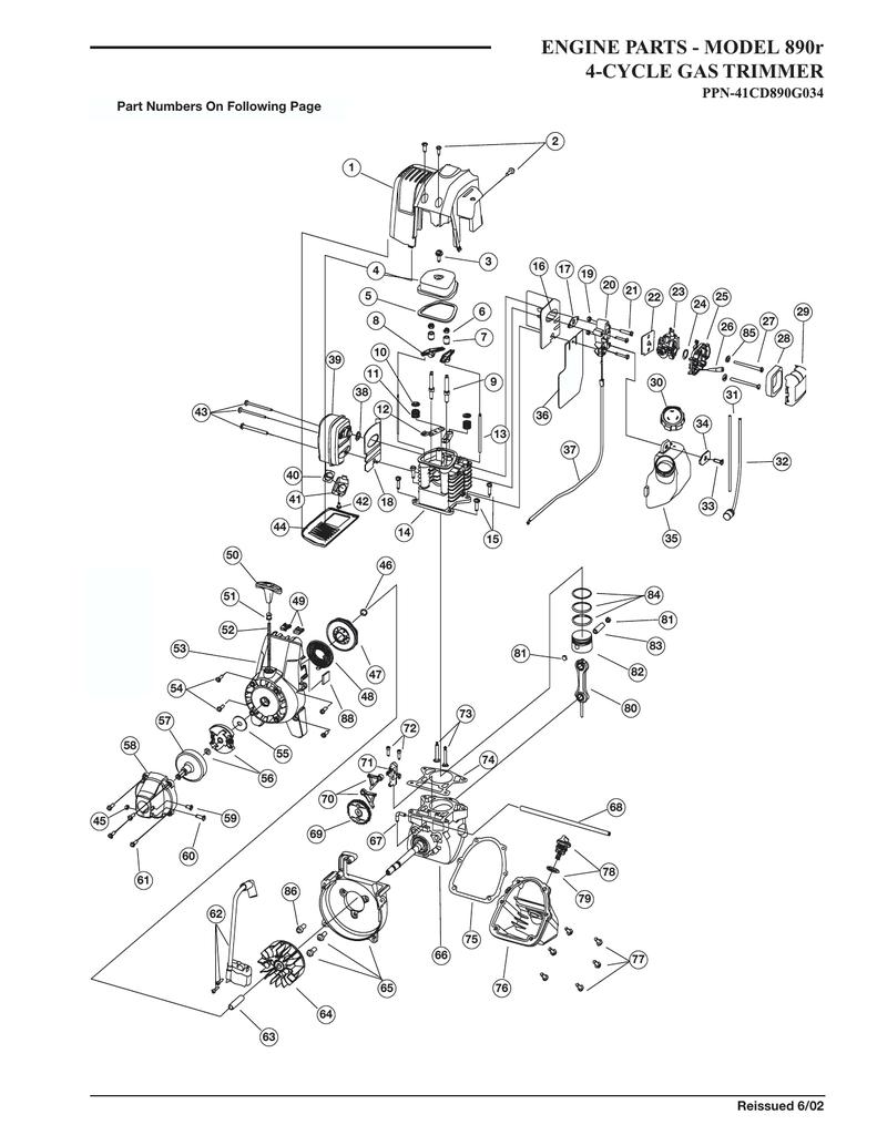 MTD 791-181018 Gasket Oil Pan