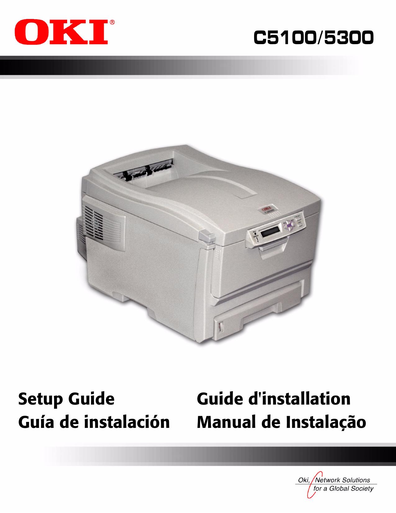 Oki C8800 User Español — Enveracruz