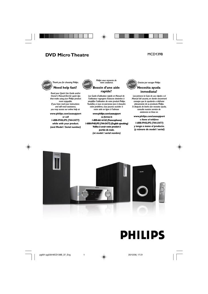 PHILIPS AJL30817B CLOCK RADIO DESCARGAR CONTROLADOR