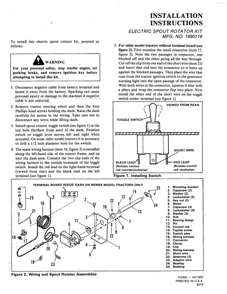 snapper mower wiring harness snapper 1690116 lawn mower user manual manualzz  snapper 1690116 lawn mower user manual