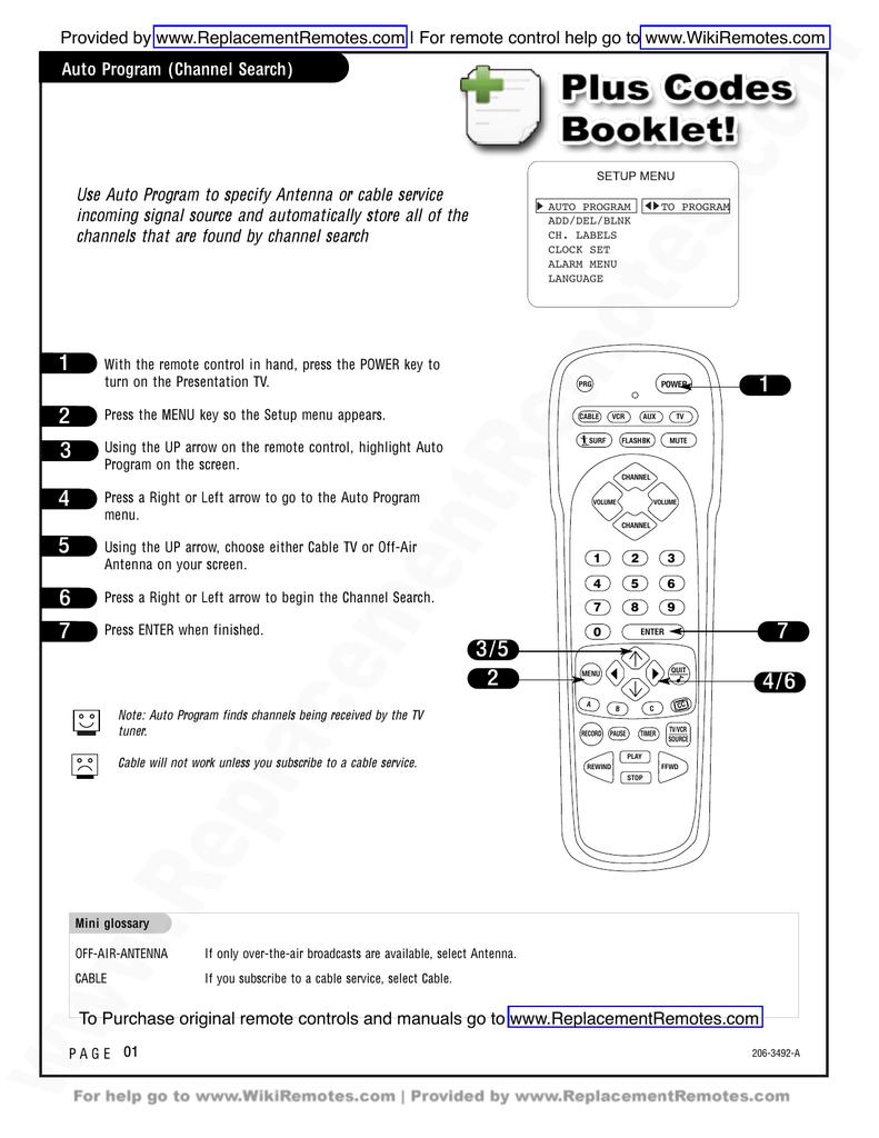 mbr3440om Array - zenith mbr3447 remote control mbr3447 programming  manualzz com rh manualzz ...