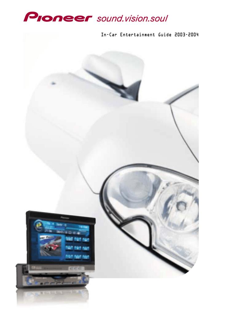 Prime Pioneer Avh P6500Dvd Car Dvd Player Manualzz Com Wiring Digital Resources Otenewoestevosnl