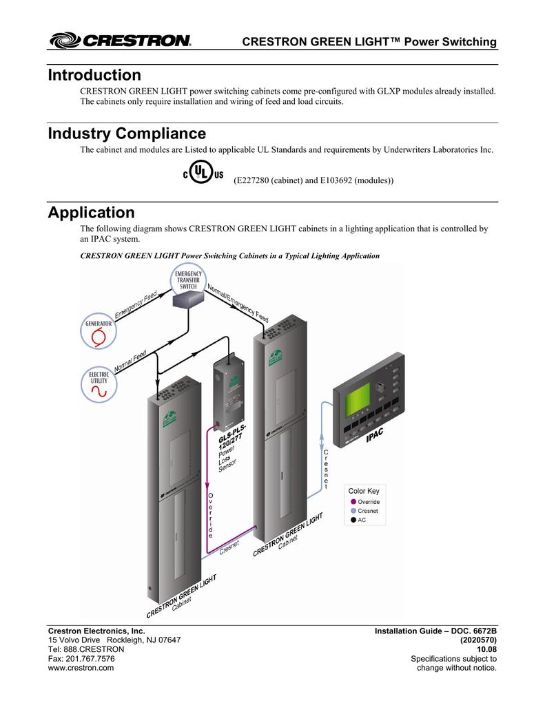 Cresnet Wiring Diagram from s1.manualzz.com