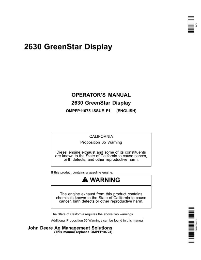 john deere 2630 display manualzz com massey ferguson 231 wiring diagram the john deere 24 volt electrical