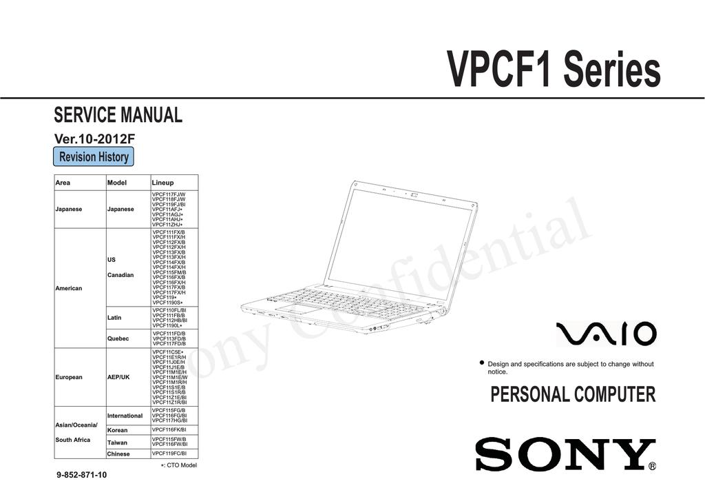 Sony Vaio VPCF116FX/B Ricoh PCIe SD Adapter Driver Windows 7