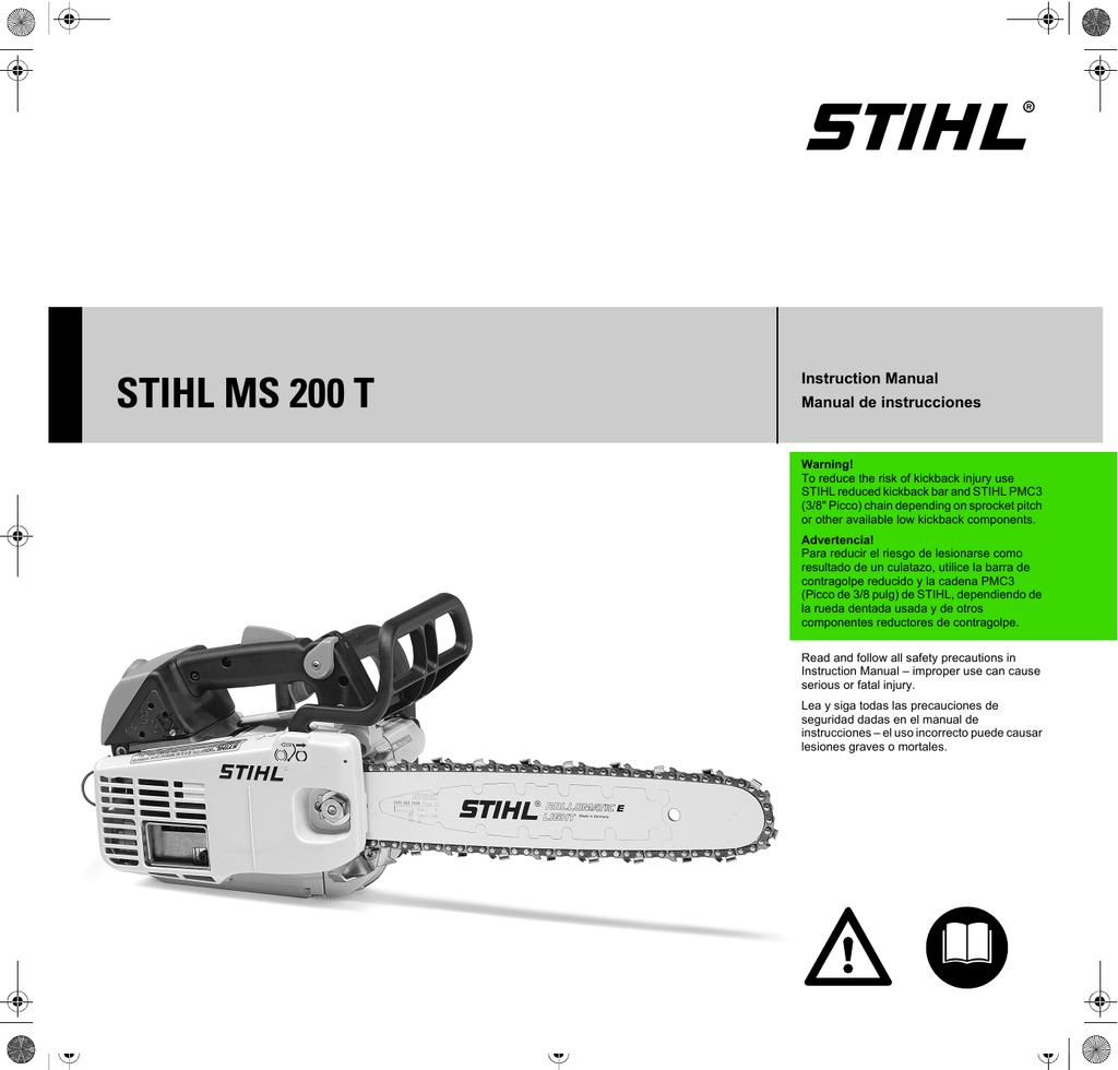 Stihl sierra de cadena cadena oilomatic 3//8 1.3*52 Picco micro