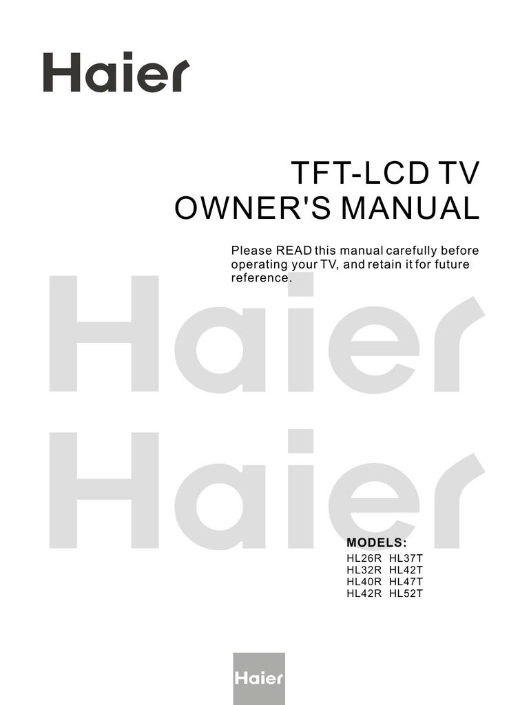 Haier HL32R 32