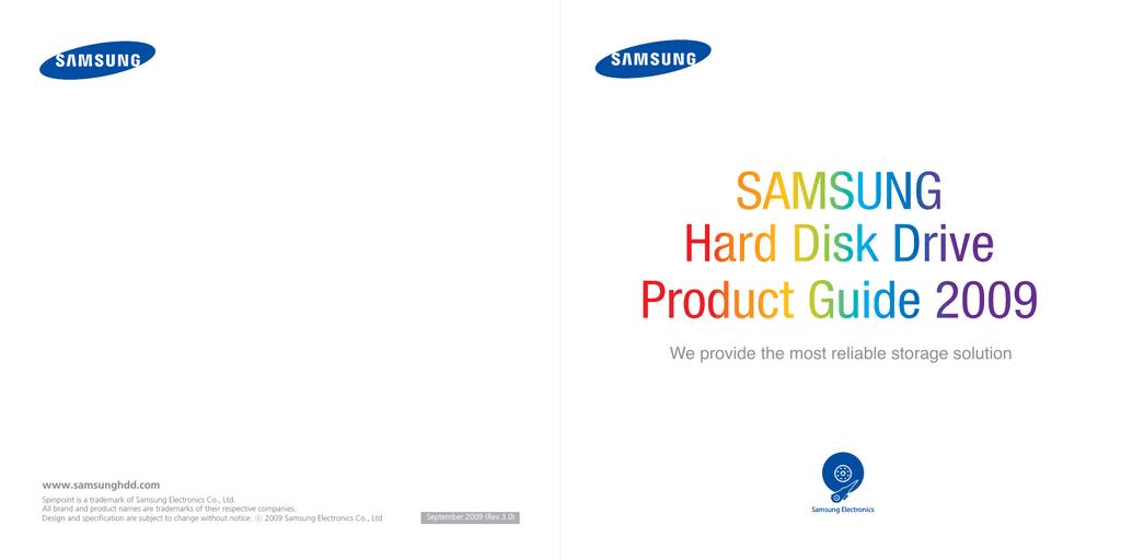 Samsung Spinpoint M M7E 320GB   manualzz com