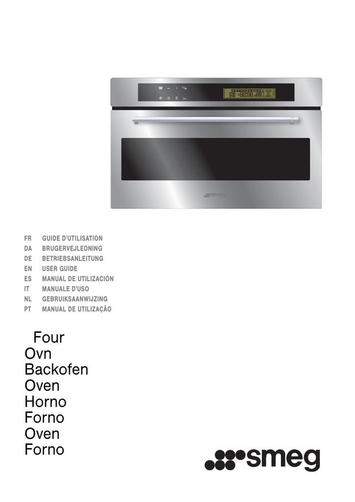 Smeg Scm38x Microwave Manualzz