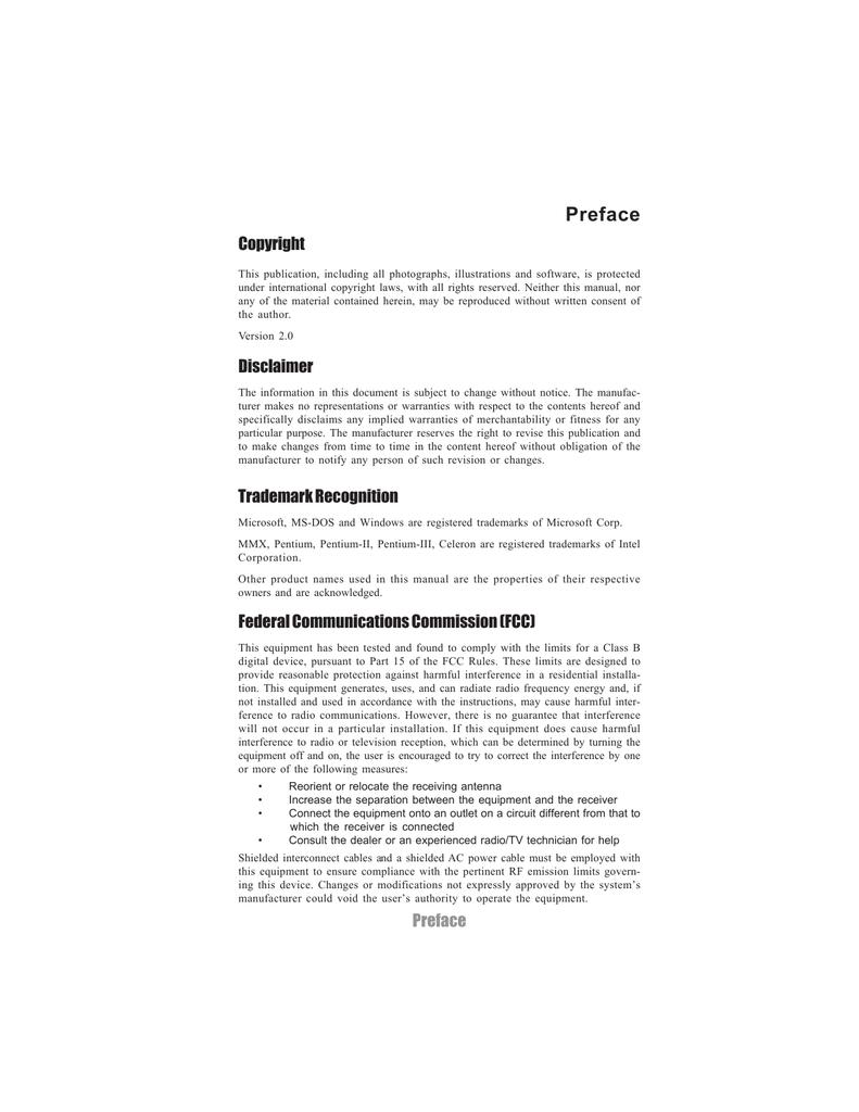 ECS P43T-A2 (V1 0) motherboard | manualzz com