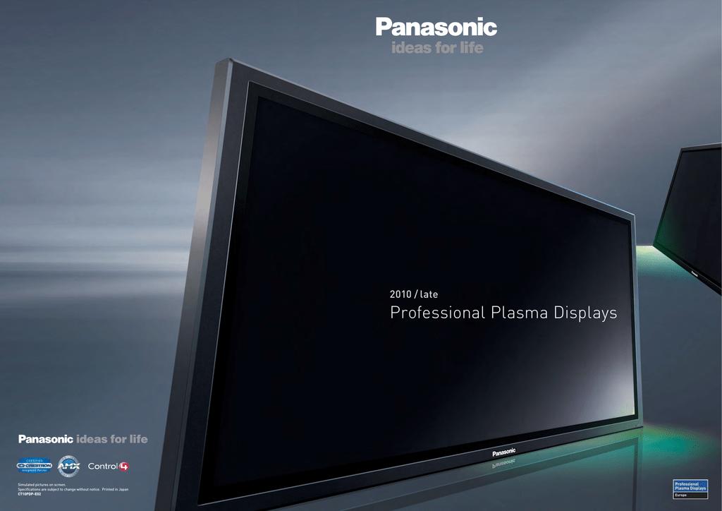 Panasonic TH-58PF20