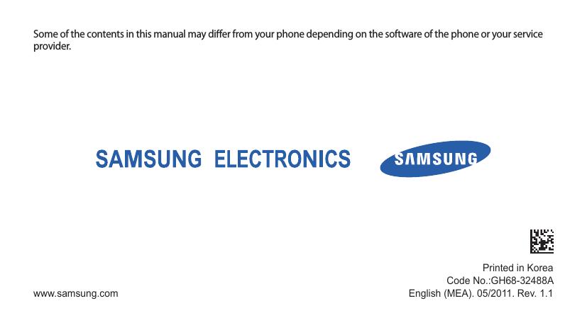 Samsung GT-S3353 User manual   manualzz com
