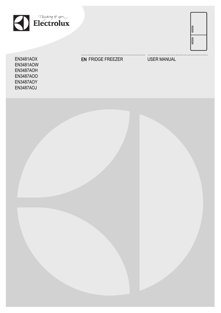 AEG QR2210W User Manual