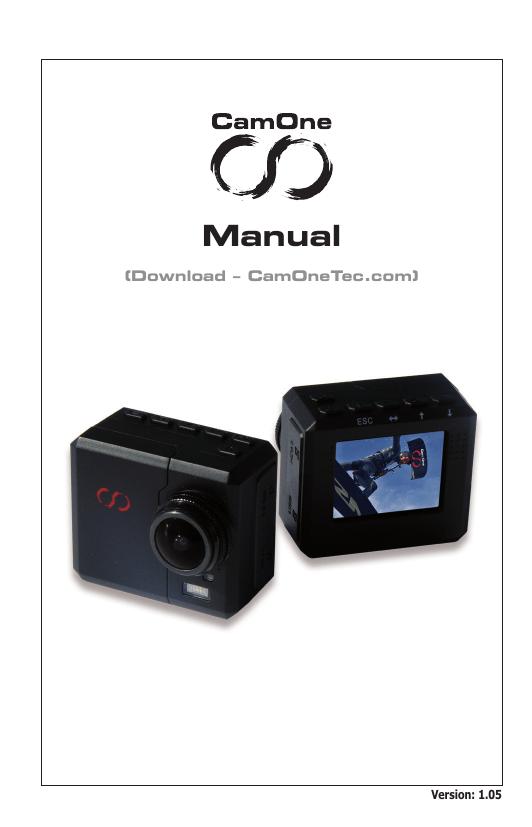 Camone Infinity Manualzzcom