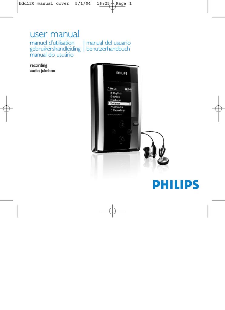 PHILIPS HDD12000 MP3 PLAYER WINDOWS 8 X64 TREIBER