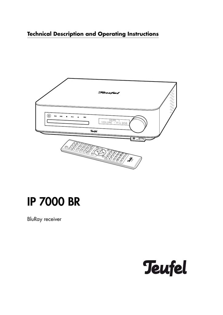 Teufel Impaq 7000