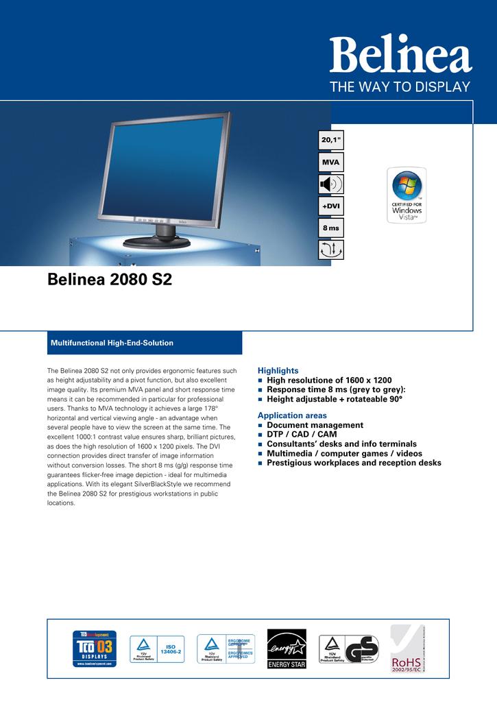 BELINEA 19 45 S1W DRIVER FOR WINDOWS