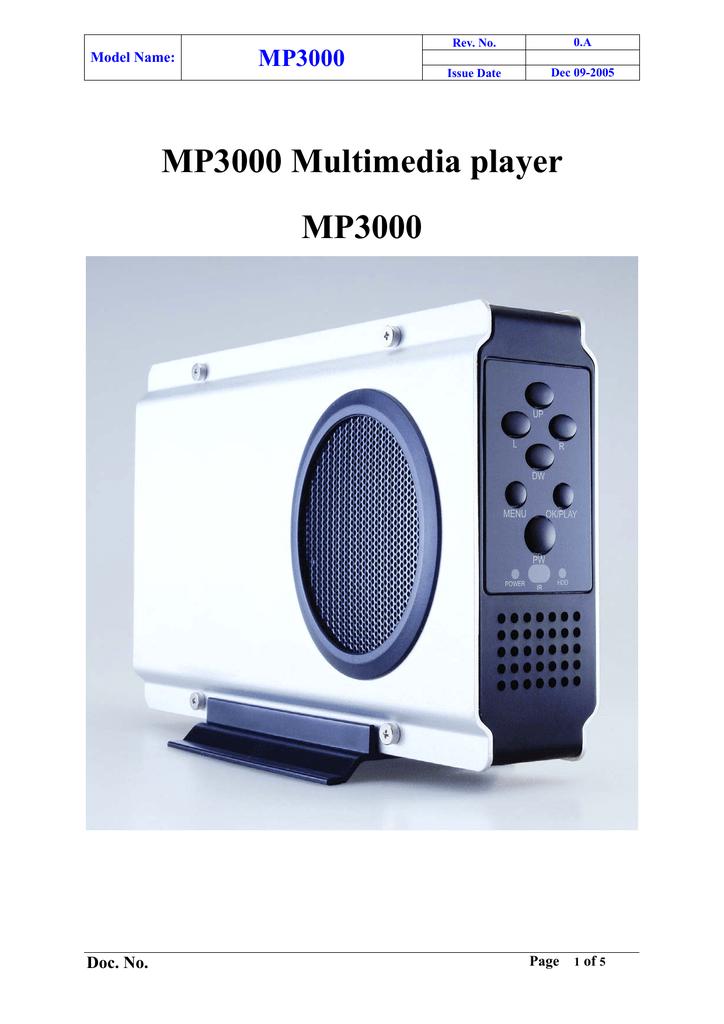 musica mp3000
