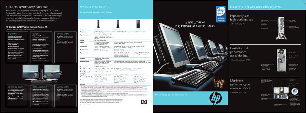 hp compaq dc7800 drivers xp