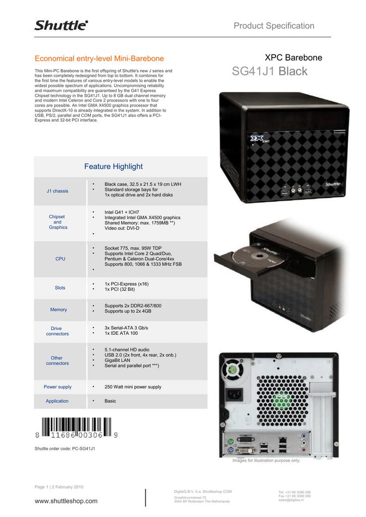 SHUTTLE SG31G2 V2 BLACK MARVELL LAN WINDOWS 7 64BIT DRIVER