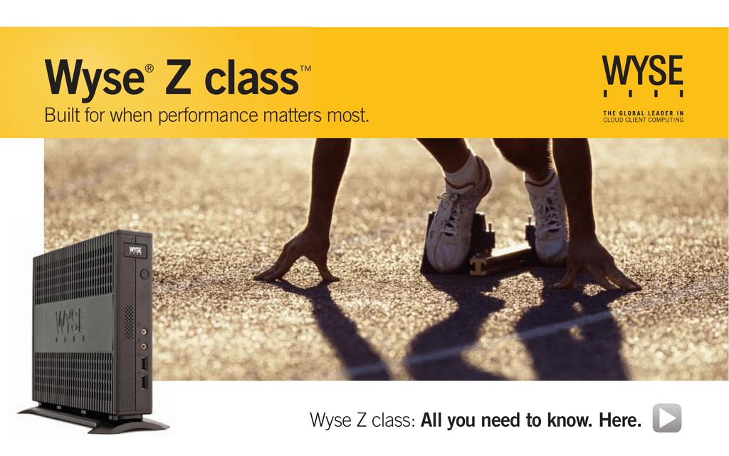 Dell Wyse Z90SW   manualzz com