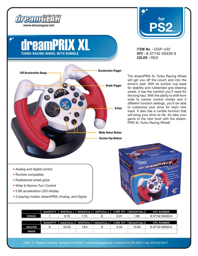 DREAMPRIX XL TREIBER WINDOWS XP