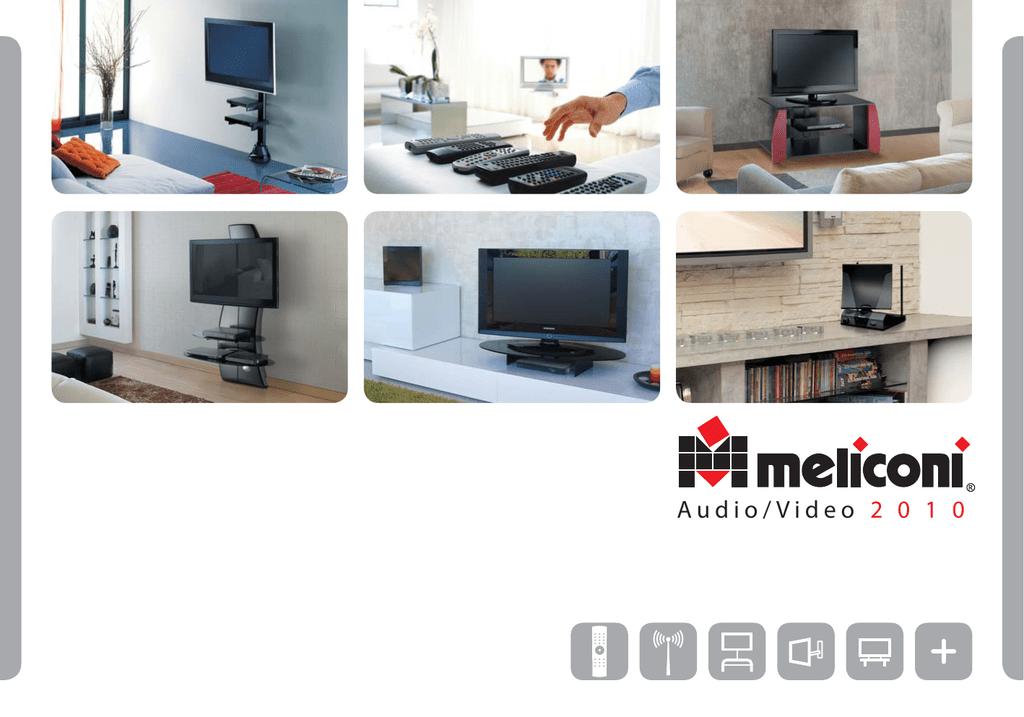 Meliconi Porta Tv Ghost Design 2000.Meliconi Ghost Design 2000 Manualzz Com
