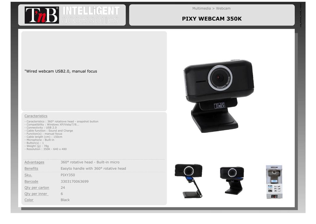 Pixy Camera Datasheet