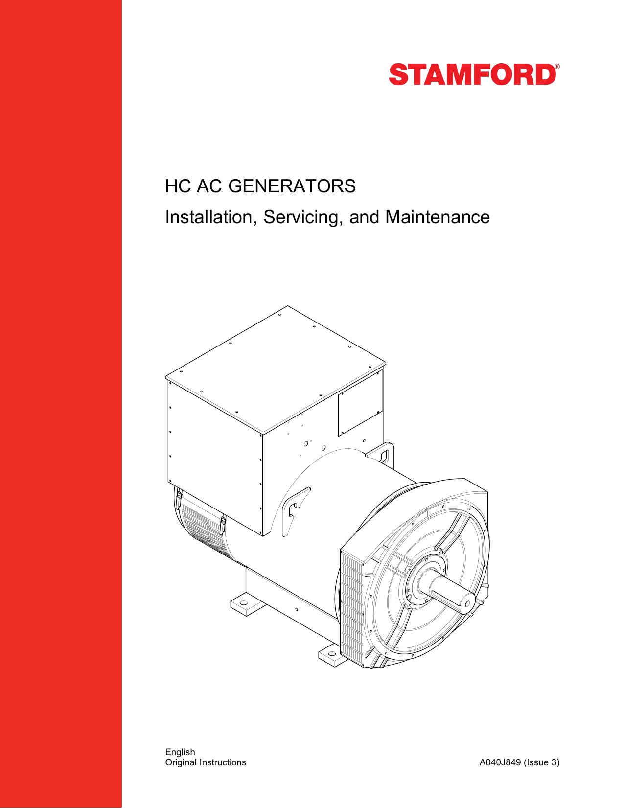 [NRIO_4796]   Stamford-HC-Manual-EN | Manualzz | Wiring Diagram Stamford Generator |  | manualzz