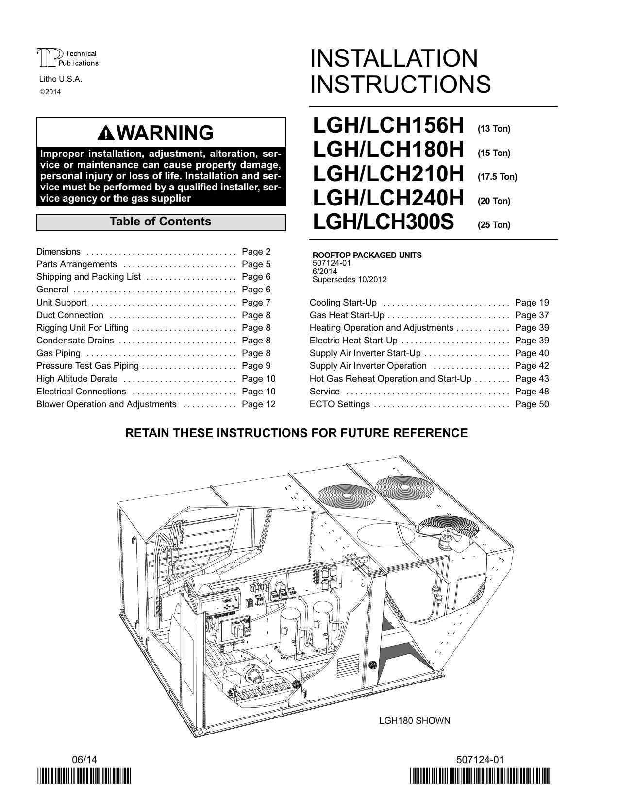 lennox air conditioner wiring diagram lennox lgh 156   240 iom pdf circlermechanical com manualzz  lennox lgh 156   240 iom pdf